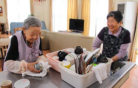 特別養護老人ホーム サンアップルホームグループ 高齢者支援・認知症・相談支援